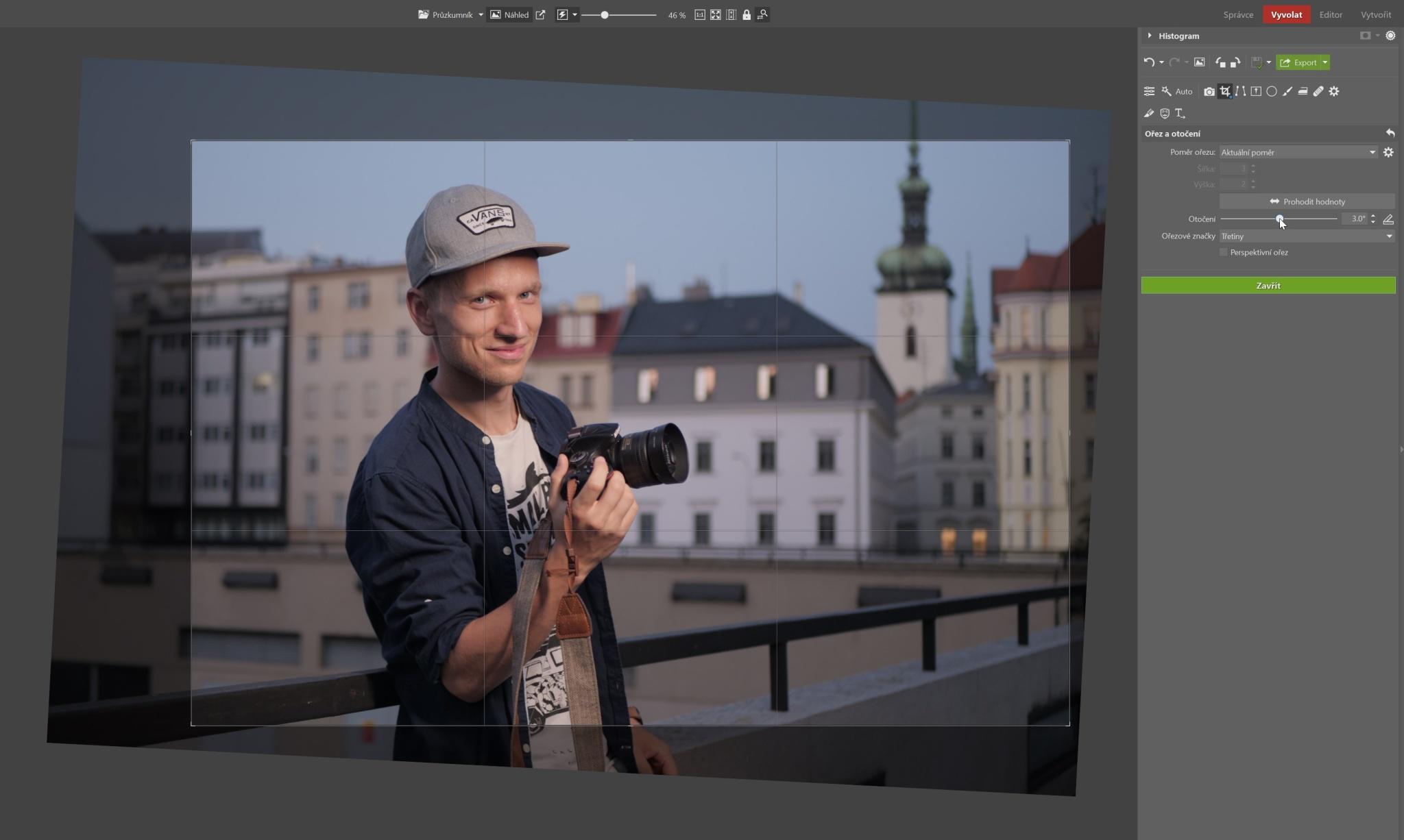 5 základních úprav, které vylepší vaše fotografie