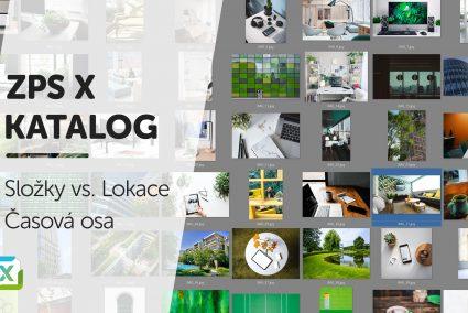 VIDEO: Katalog – Časová osa a Lokace