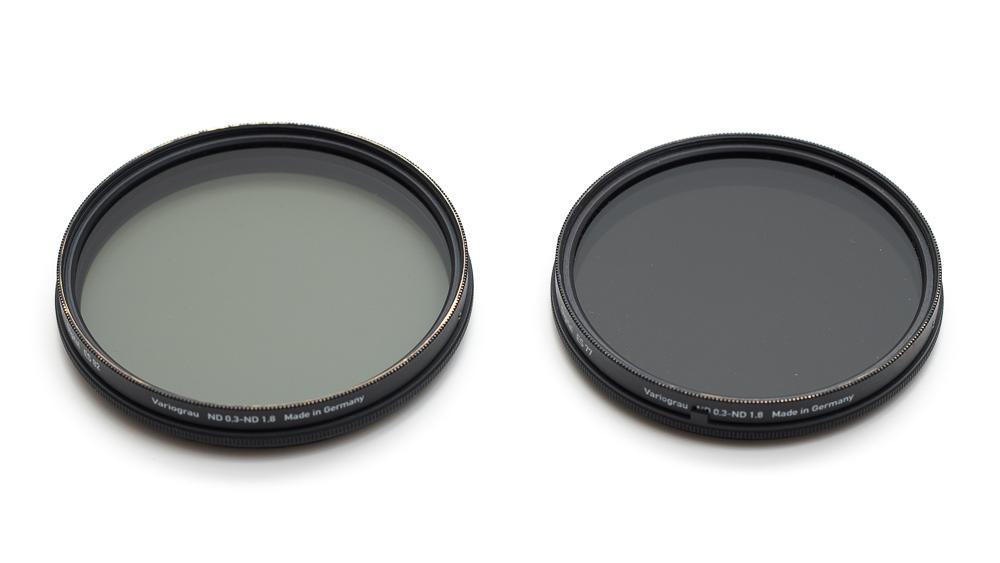 Recenze: Revoring kombinuje polarizační a variabilní ND filtr