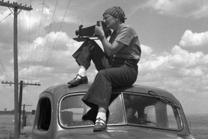 6 žen, které změnily svět fotografie