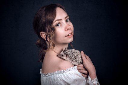 Focení portrétů se zvířaty: respekt a trpělivost se vyplatí