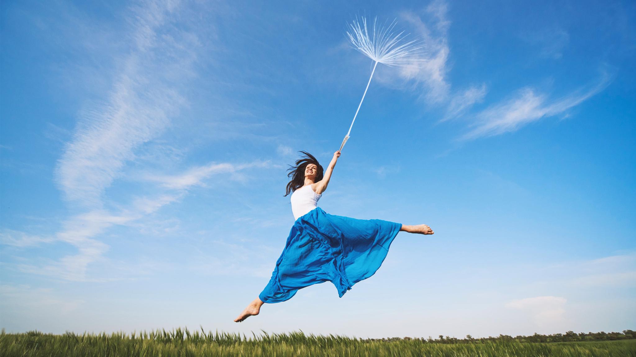 Veselá jarní fotomontáž: procvičte si práci s vrstvami