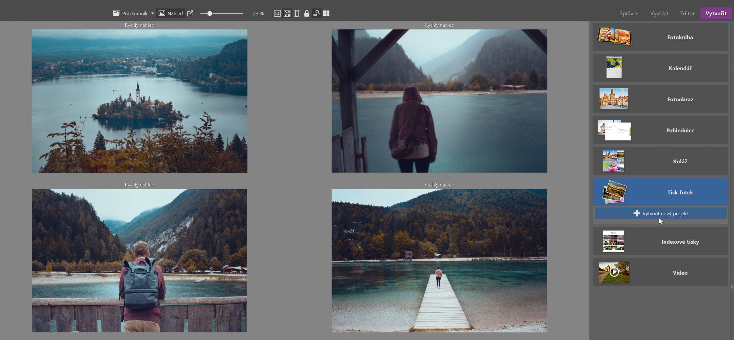Tisk fotek online? Objednejte si vytištěné fotky přímo ze Zoner Photo Studia X