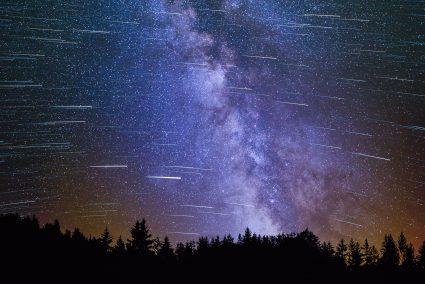 Příběh fotky: Mléčná dráha